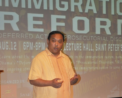 Jersey City Council Member Rolando Lavarro