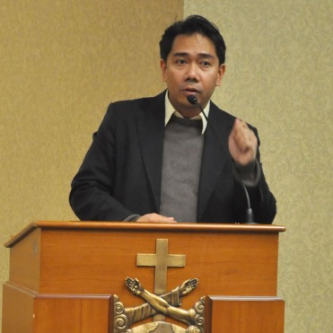 Leandro Lachica, president of the Filipino American Legal Defense and Education Fund.   Photo by NOEL T. PANGILINAN