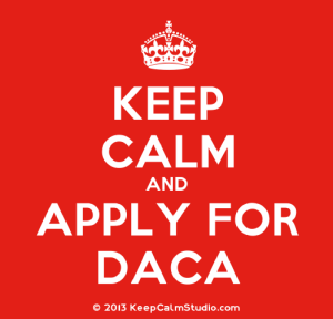 DACA Keep Calm